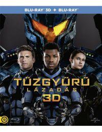 Tűzgyűrű: Lázadás 2D és 3D Blu-ray