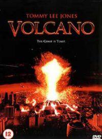 Tűzhányó DVD