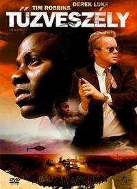 Tűzveszély DVD