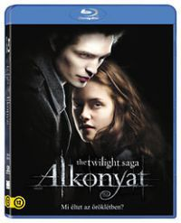 Twilight - Alkonyat Blu-ray
