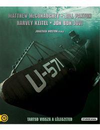 U-571  - limitált, digibook változat Blu-ray