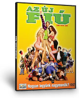 Új fiú DVD