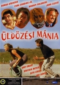 Üldözési mánia DVD