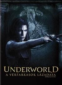Underworld - A vérfarkasok lázadása DVD