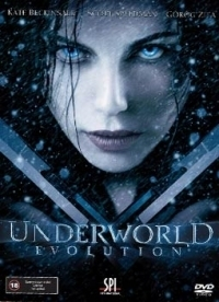 Underworld: Evolúció DVD