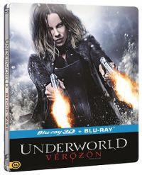 Underworld - Vérözön  - limitált, fémdobozos változat (BD+3DBD) (steelbook) Blu-ray