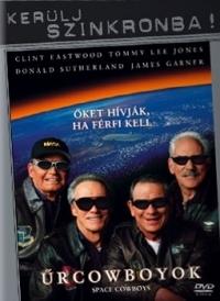 Űrcowboyok DVD