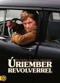 Úriember revolverrel DVD