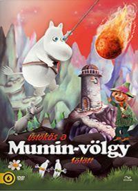 Üstökös a Mumin-völgy fölött DVD