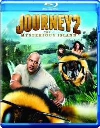Utazás a rejtélyes szigetre 2D és 3D Blu-ray