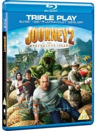 Utazás a rejtélyes szigetre Blu-ray