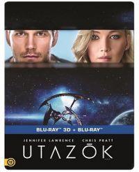 Utazók  - limitált, fémdobozos változat (BD+3DBD) (steelbook) Blu-ray