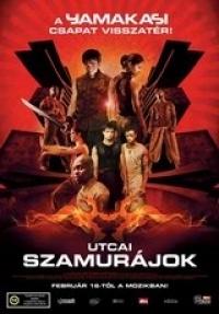 Utcai szamurájok - A Yamakasi csapat második bevetése DVD