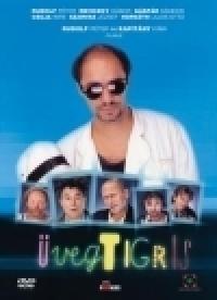 Üvegtigris DVD
