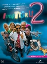 Üvegtigris 2. DVD