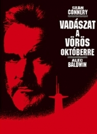 Vadászat a Vörös Októberre DVD