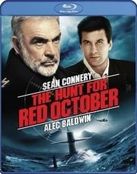 Vadászat a Vörös Októberre Blu-ray