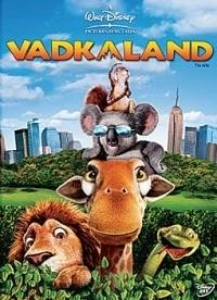 Vadkaland DVD