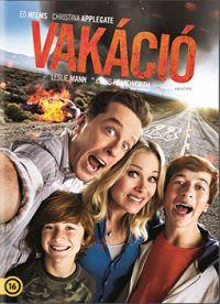 Vakáció *2015* DVD