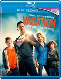 Vakáció Blu-ray