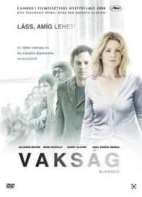 Vakság DVD