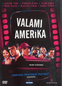 Valami Amerika DVD