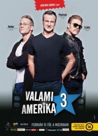 Valami Amerika 3. Blu-ray