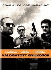 Válogatott gyilkosok DVD