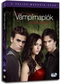 Vámpírnaplók DVD