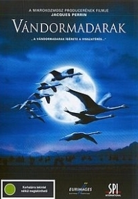 Vándormadarak DVD
