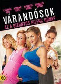 Várandósok DVD