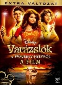 Varázslók a Waverly helyből - A film DVD