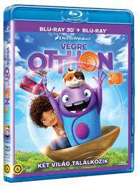 Végre otthon! (Blu-ray 3D+Blu-ray) Blu-ray