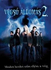 Végső állomás 2. DVD