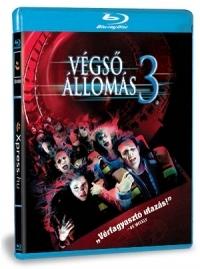 Végső állomás 3. Blu-ray