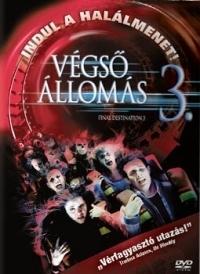 Végső állomás 3. DVD