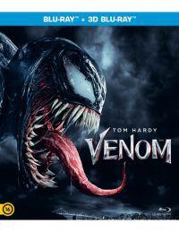 Venom 2D és 3D Blu-ray