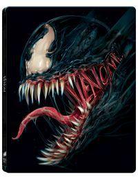 """Venom (Blu-ray + bonus BD) - limitált, fémdobozos változat (""""black"""" steelbook) Blu-ray"""