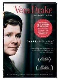Vera Drake DVD
