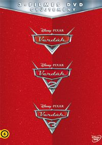 Verdák 2. DVD