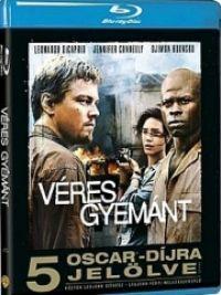 Véres gyémánt Blu-ray
