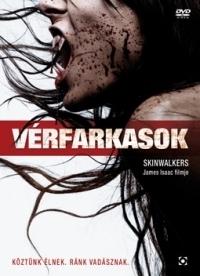 Vérfarkasok DVD