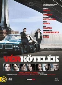 Vérkötelék DVD