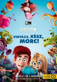 Vigyázz, kész, Morc! DVD