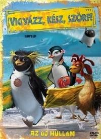 Vigyázz, kész, szörf DVD