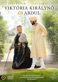 Viktória királynő és Abdul DVD