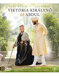 Viktória királynő és Abdul Blu-ray