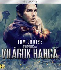 Világok harca Blu-ray