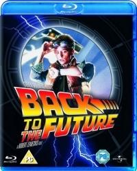 Vissza a jövőbe Blu-ray