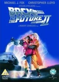 Vissza a jövőbe 2. DVD